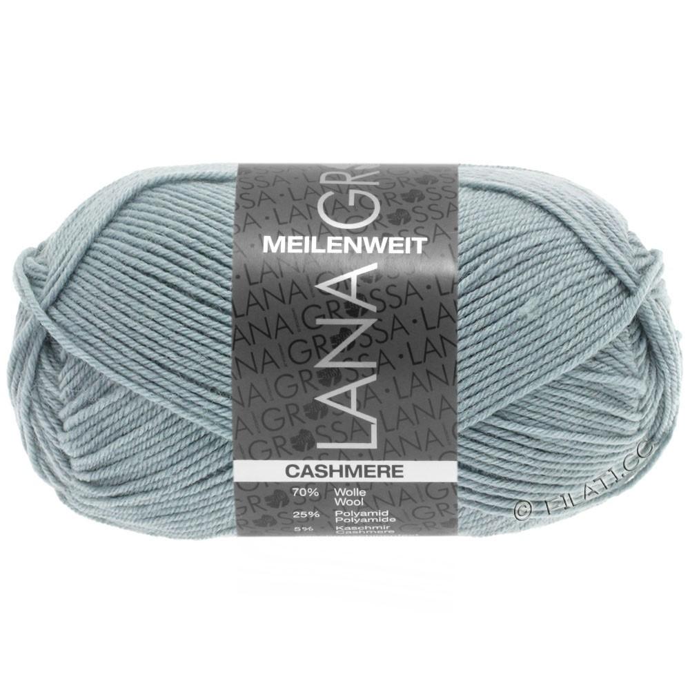 Lana Grossa MEILENWEIT 50g Cashmere | 17-gray blue