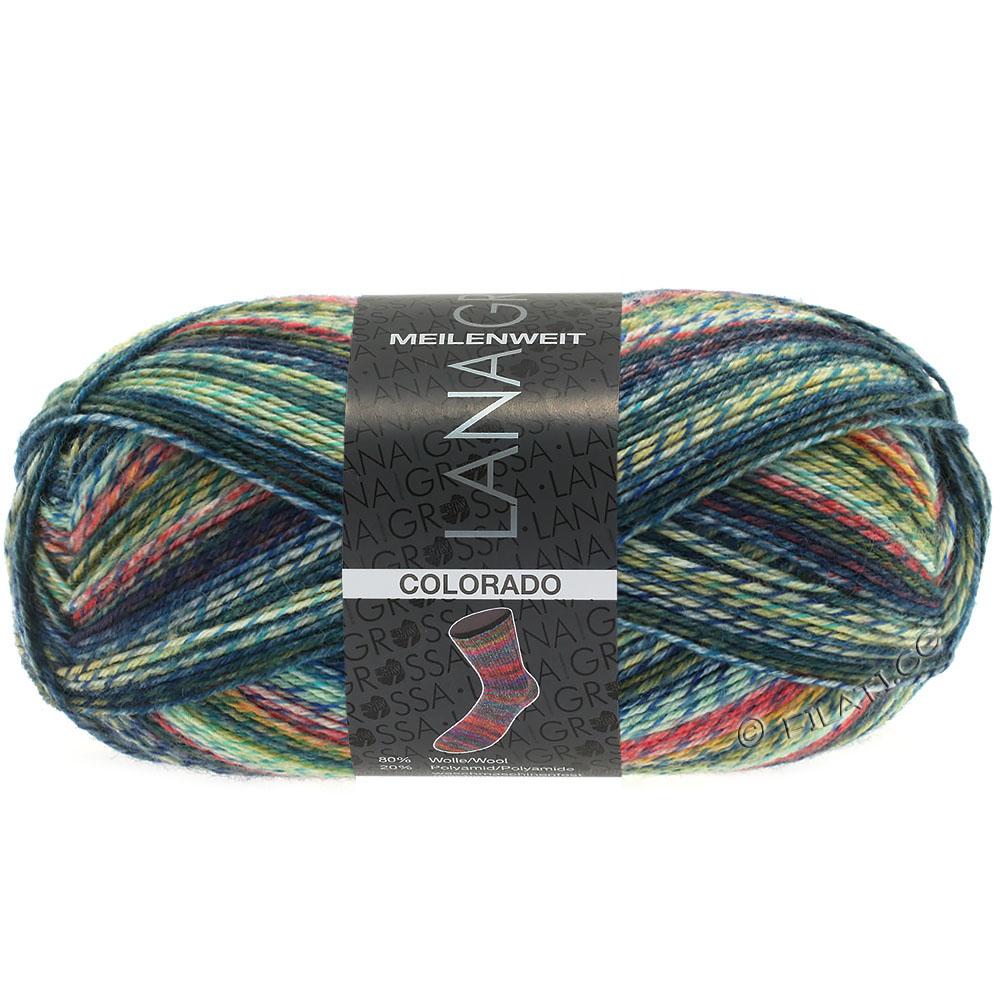 lana grossa meilenweit 100g colorado
