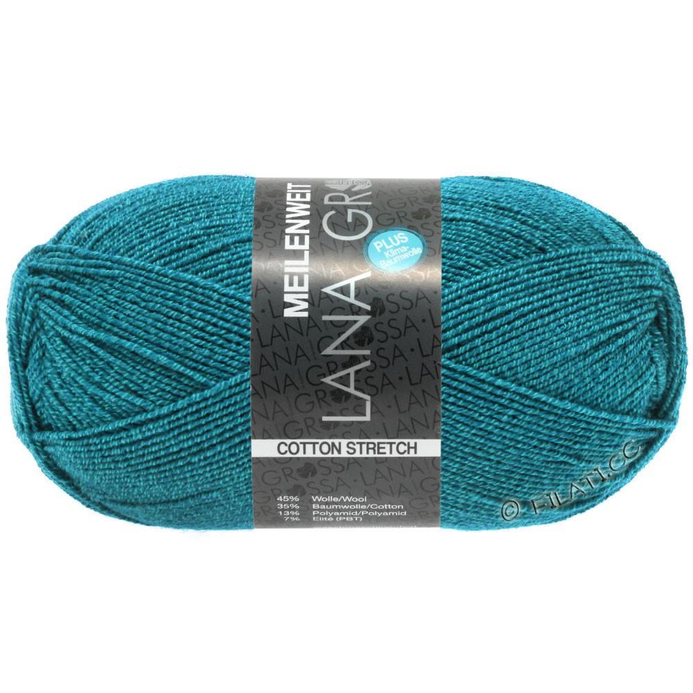 Lana Grossa MEILENWEIT 100g Cotton Stretch | 8053-petrol