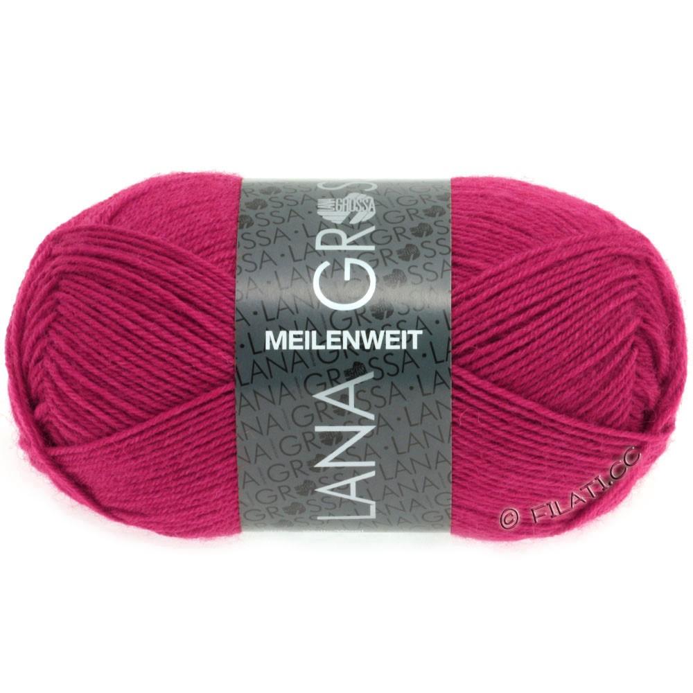 Lana Grossa MEILENWEIT 50g Uni | 1313-pink