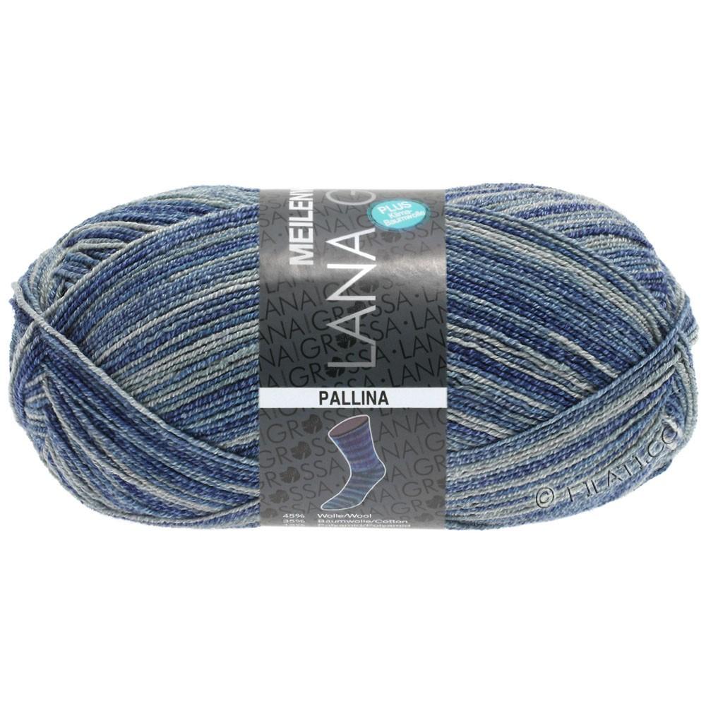 Lana Grossa MEILENWEIT 100g Cotton Stretch Print | 5103 - Pallina-