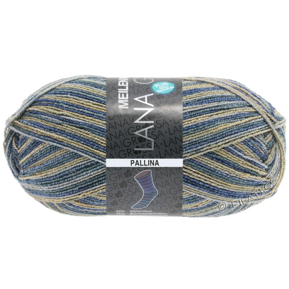 Lana Grossa MEILENWEIT 100g Cotton Stretch Print | 5104 - Pallina-