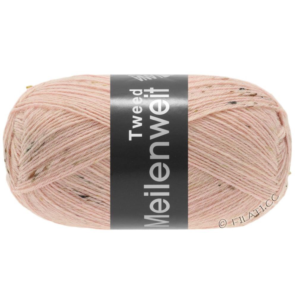 Lana Grossa MEILENWEIT 100g Tweed | 149-antique pink