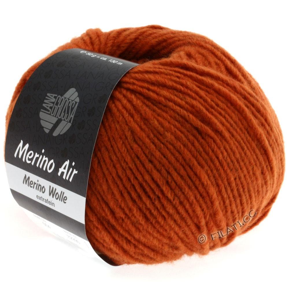 Lana Grossa MERINO AIR | 04-copper