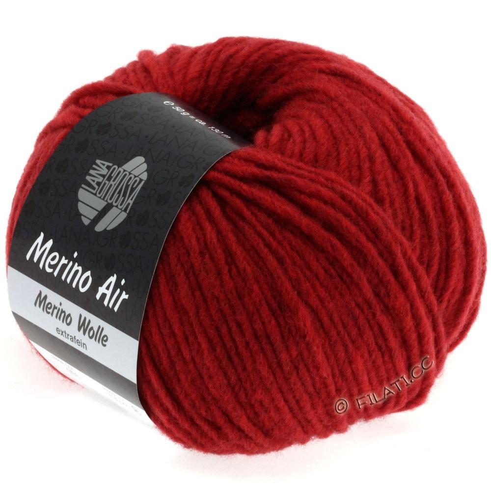 Lana Grossa MERINO AIR | 11-red