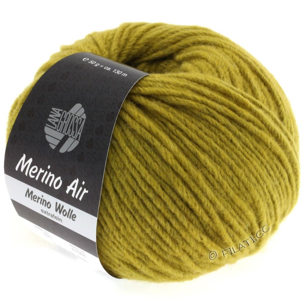 Lana Grossa MERINO AIR | 21-mustard