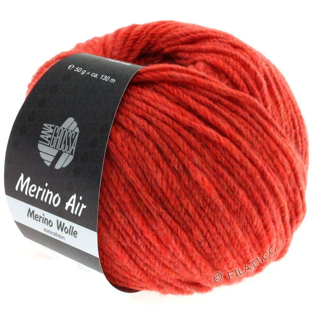 Lana Grossa MERINO AIR | 24-tomato red