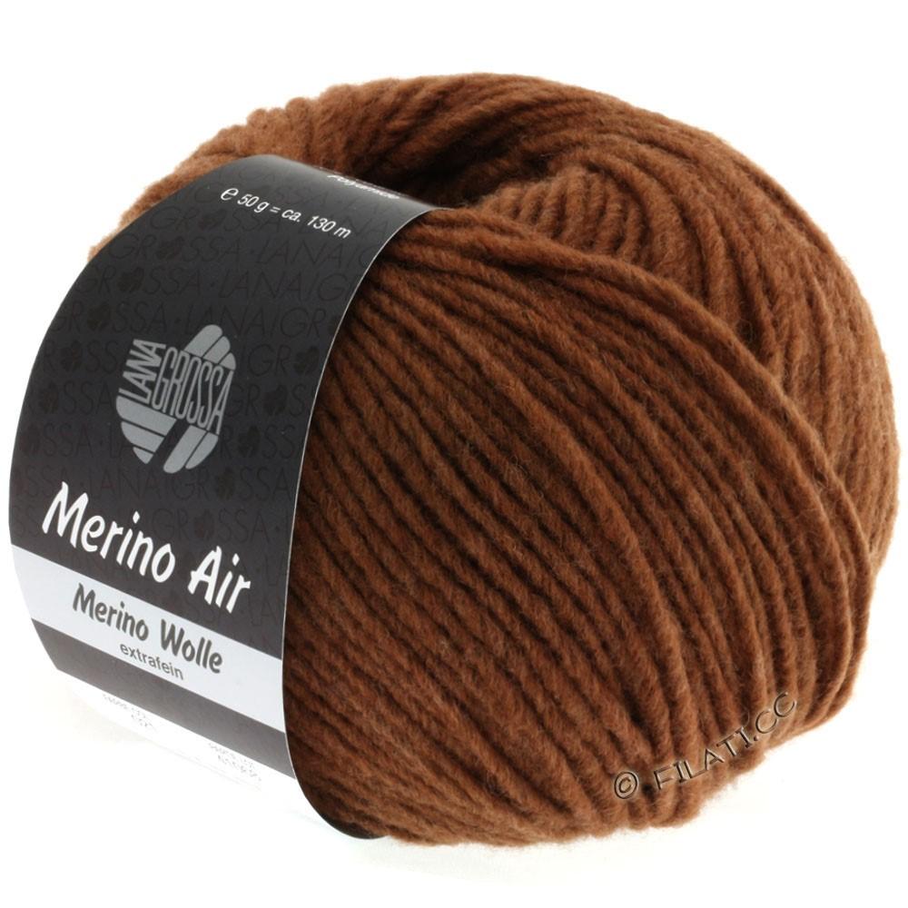 Lana Grossa MERINO AIR | 25-brown
