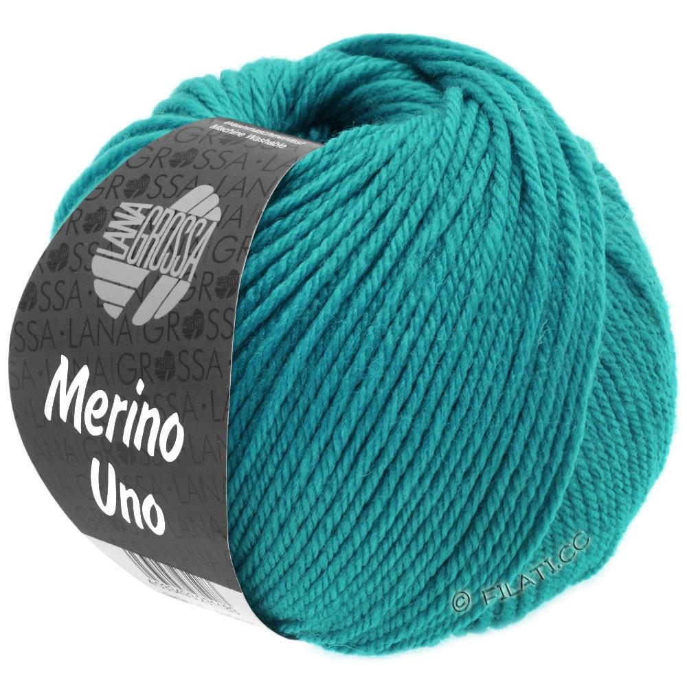 Lana Grossa MERINO UNO | 07-turquoise blue