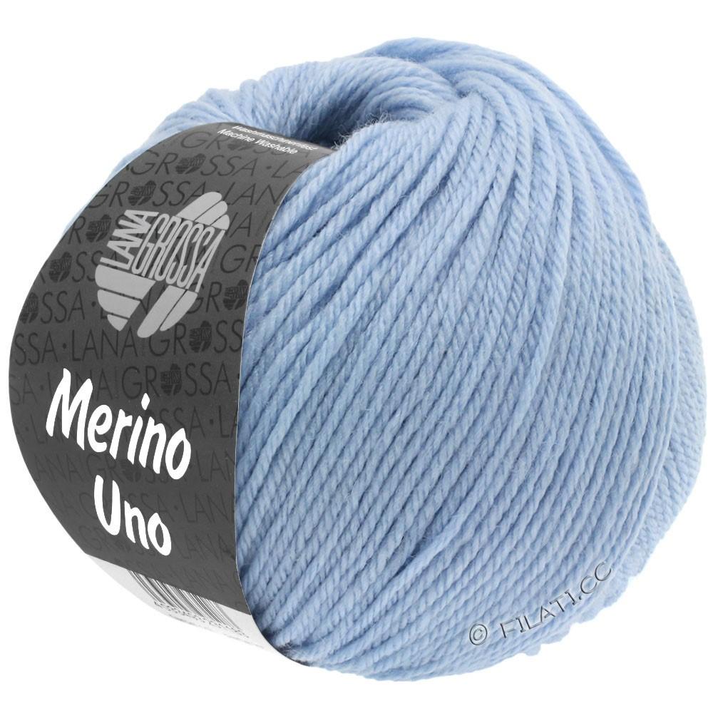 Lana Grossa MERINO UNO | 08-light blue