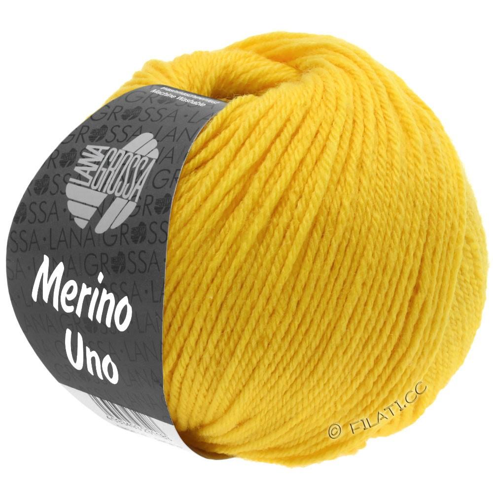 Lana Grossa MERINO UNO | 14-yellow