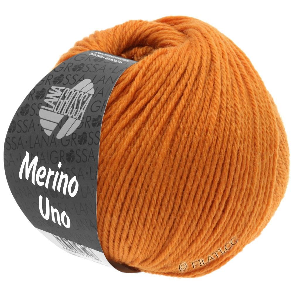 Lana Grossa MERINO UNO | 15-orange brown