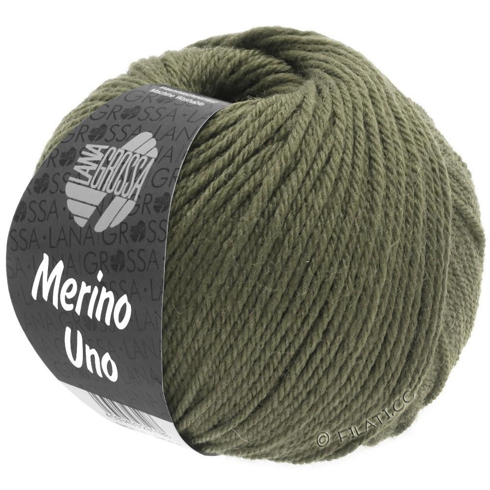 Lana Grossa MERINO UNO | 19-green gray