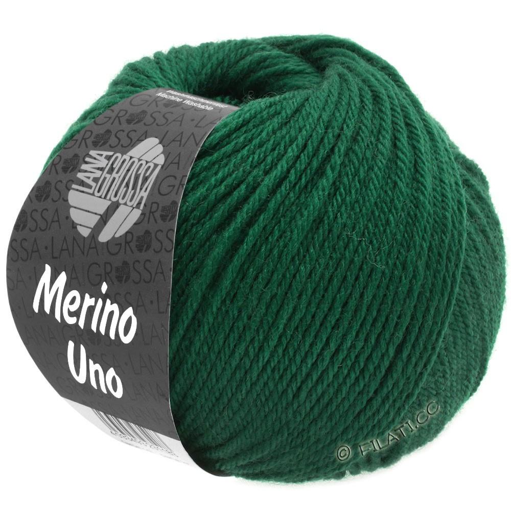 Lana Grossa MERINO UNO | 22-bottle green