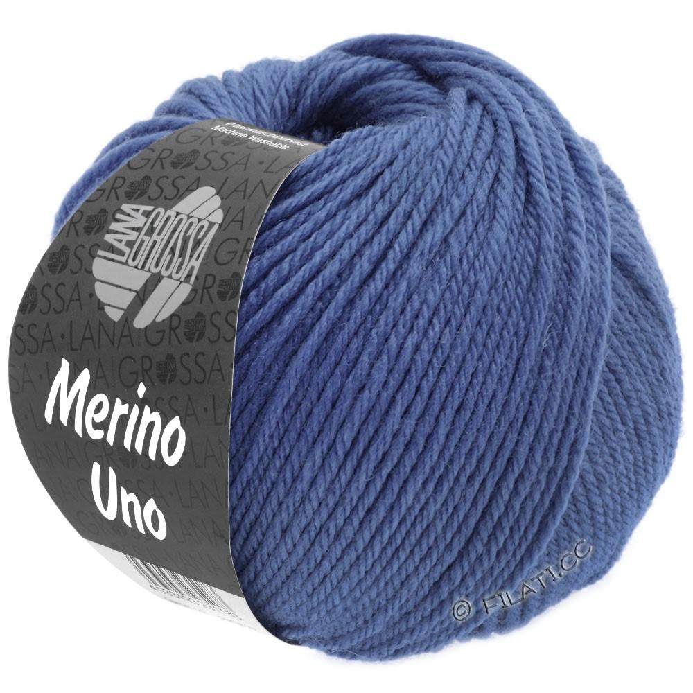 Lana Grossa MERINO UNO | 23-violet blue