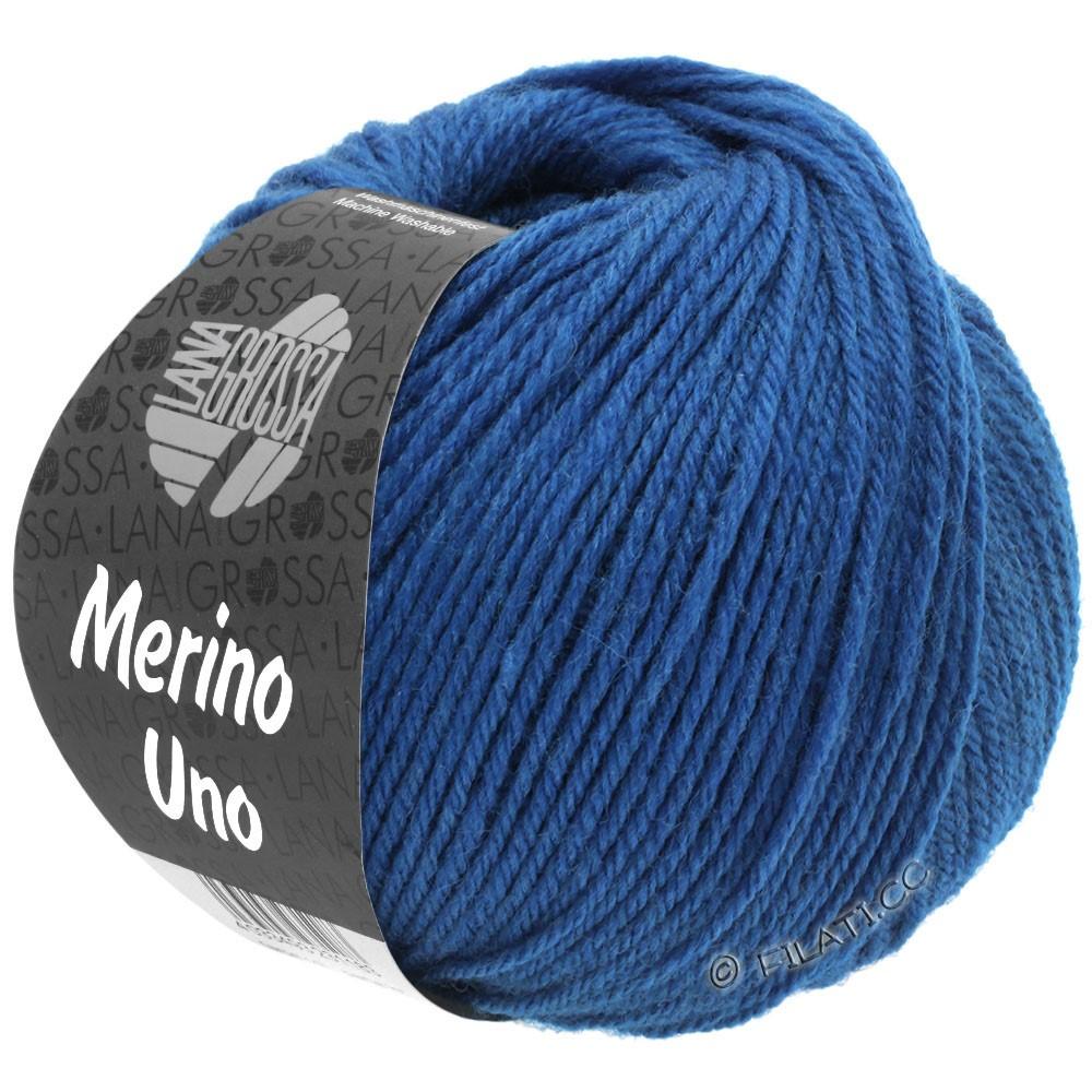 Lana Grossa MERINO UNO | 24-gentian blue