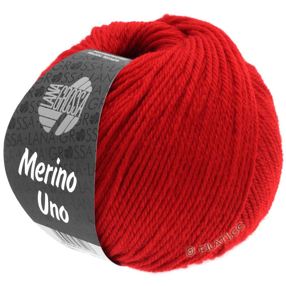 Lana Grossa MERINO UNO | 26-red