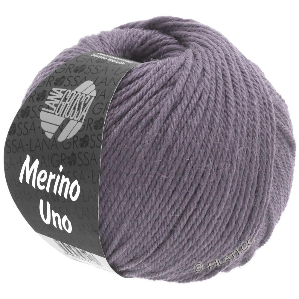 Lana Grossa MERINO UNO | 30-antique violet
