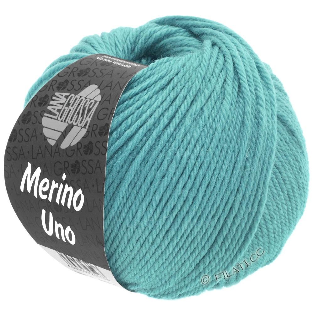 Lana Grossa MERINO UNO | 32-turquoise