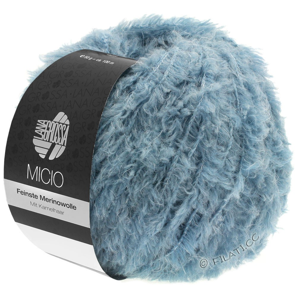 Lana Grossa MICIO   03-light blue