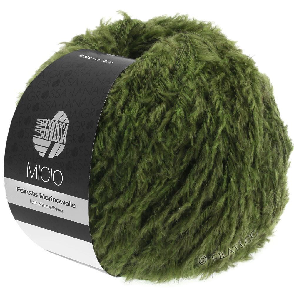 Lana Grossa MICIO   10-green