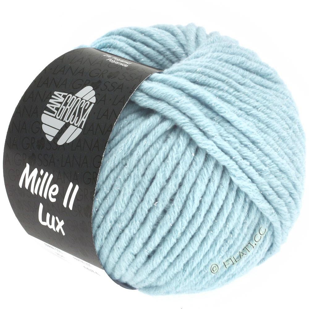 Lana Grossa MILLE II Lux | 711-light blue