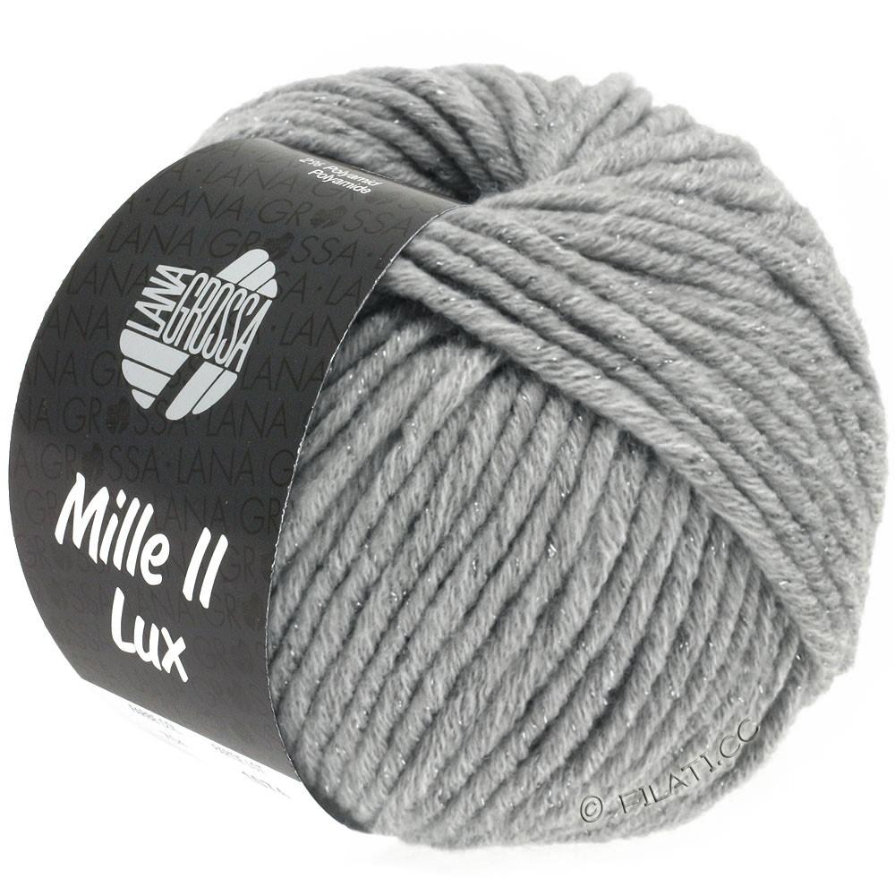 Lana Grossa MILLE II Lux | 713-light gray