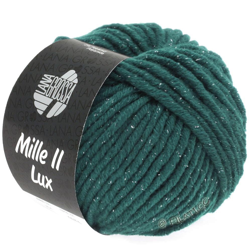 Lana Grossa MILLE II Lux | 714-dark petrol