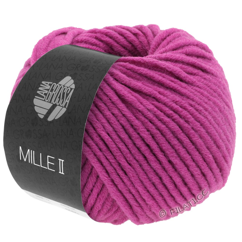 Lana Grossa MILLE II  Uni | 026-pink