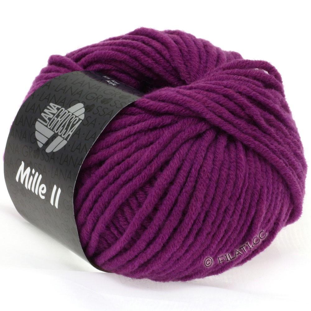 Lana Grossa MILLE II Neon | 036-red violet