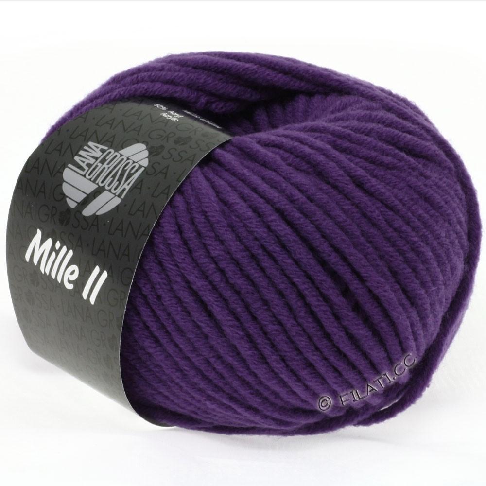 Lana Grossa MILLE II Neon | 058-blue violet