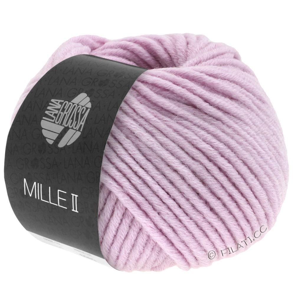 Lana Grossa MILLE II  Uni | 059-pale lilac