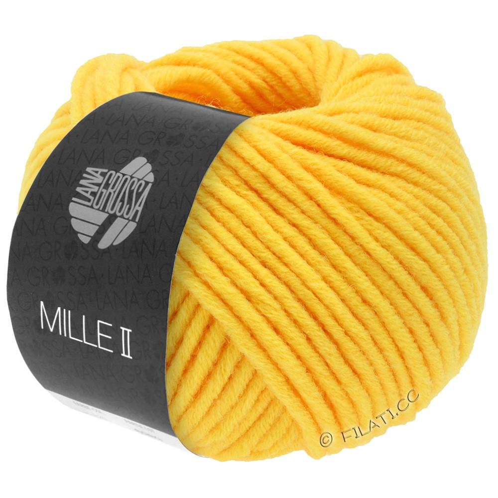 Lana Grossa MILLE II  Uni | 060-sunny yellow