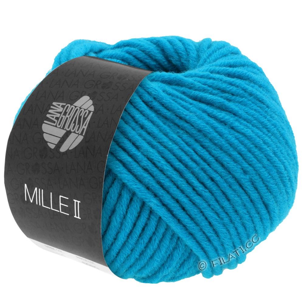 Lana Grossa MILLE II  Uni | 062-turquoise
