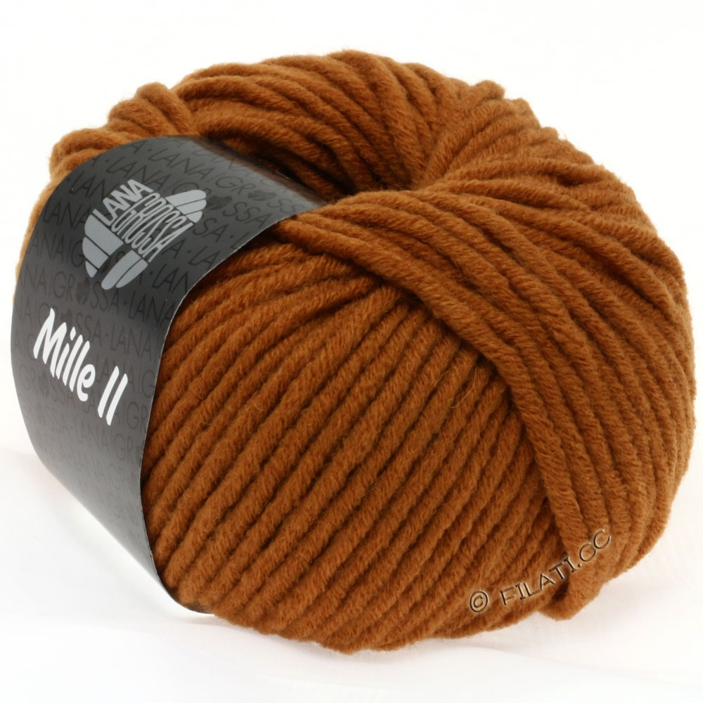 Lana Grossa MILLE II Neon | 069-fawn brown