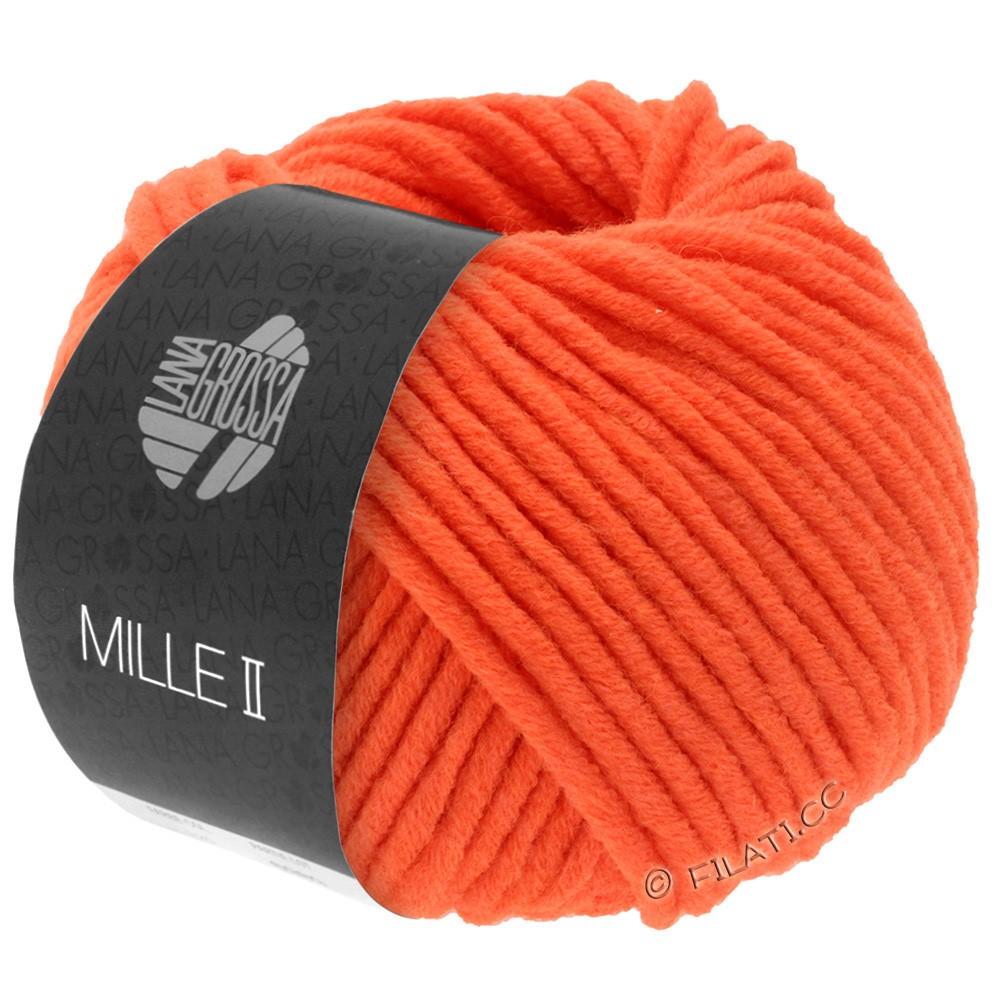 Lana Grossa MILLE II Neon | 503-neon orange