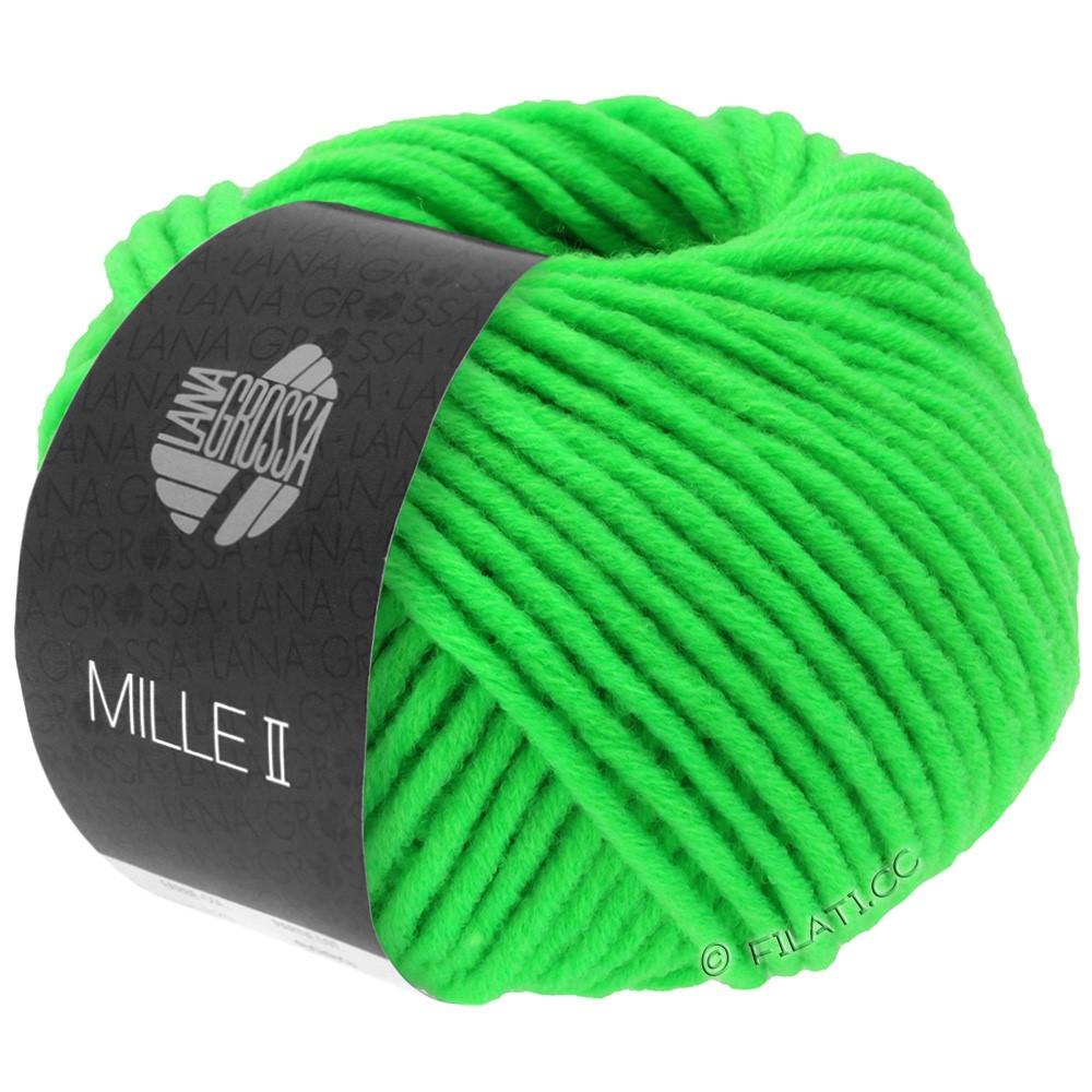 Lana Grossa MILLE II Neon | 504-neon green