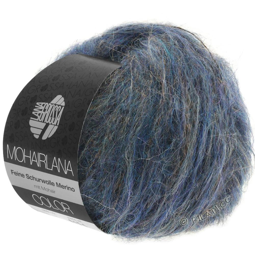Lana Grossa MOHAIRLANA COLOR | 108-dark jeans/blue violet