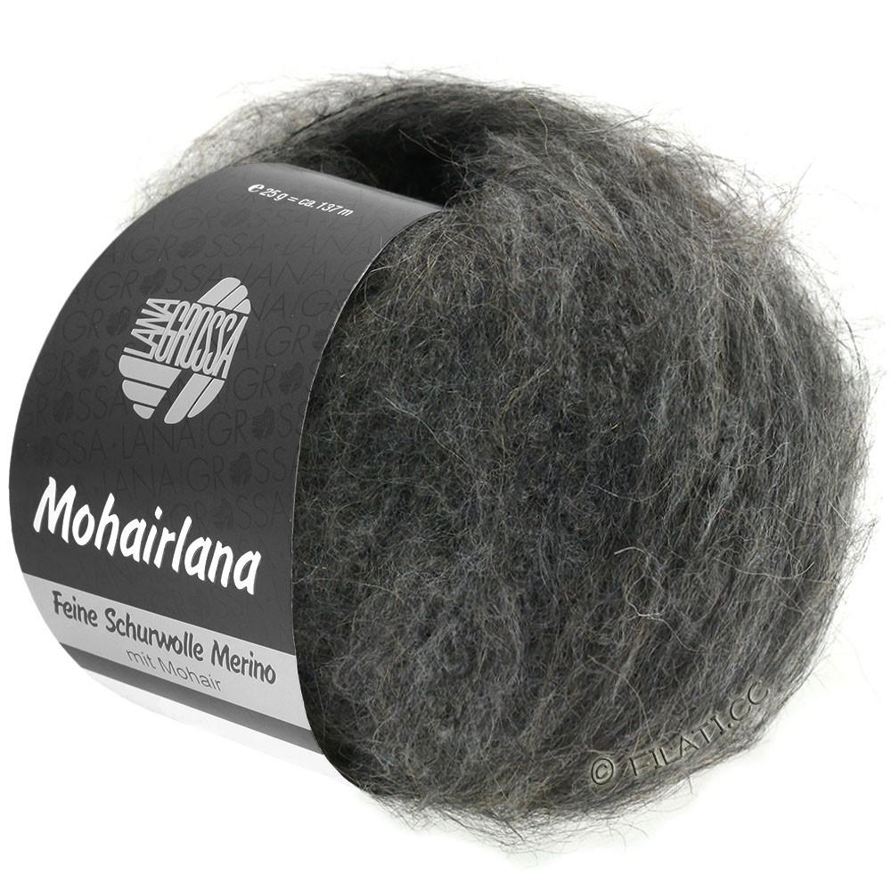 Lana Grossa MOHAIRLANA | 08-dark gray