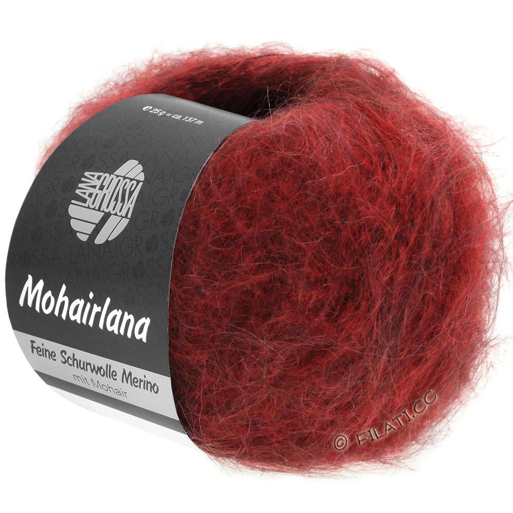Lana Grossa MOHAIRLANA | 12-dark red