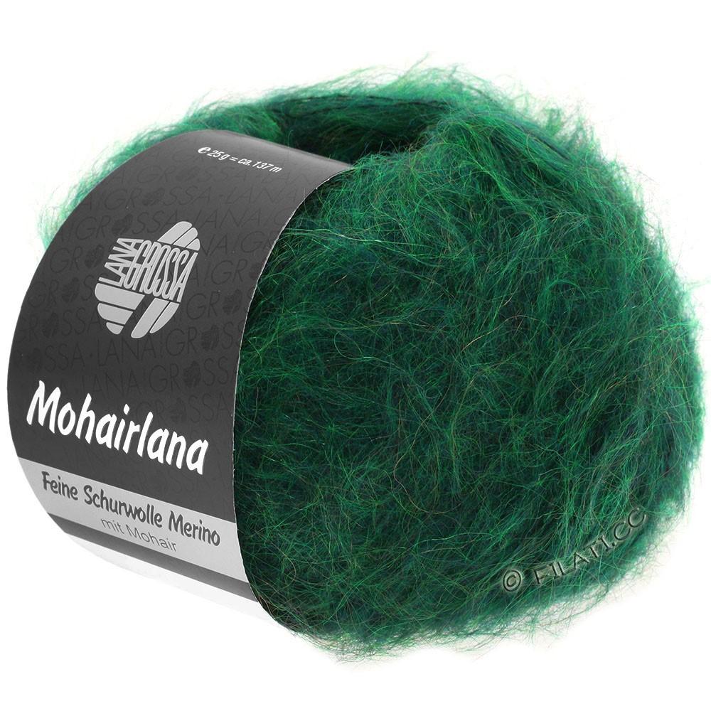 Lana Grossa MOHAIRLANA | 16-dark green