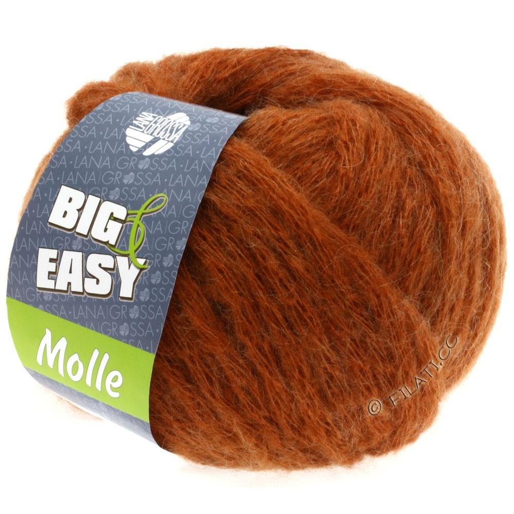 Lana Grossa MOLLE 100g (Big & Easy) | 01-copper