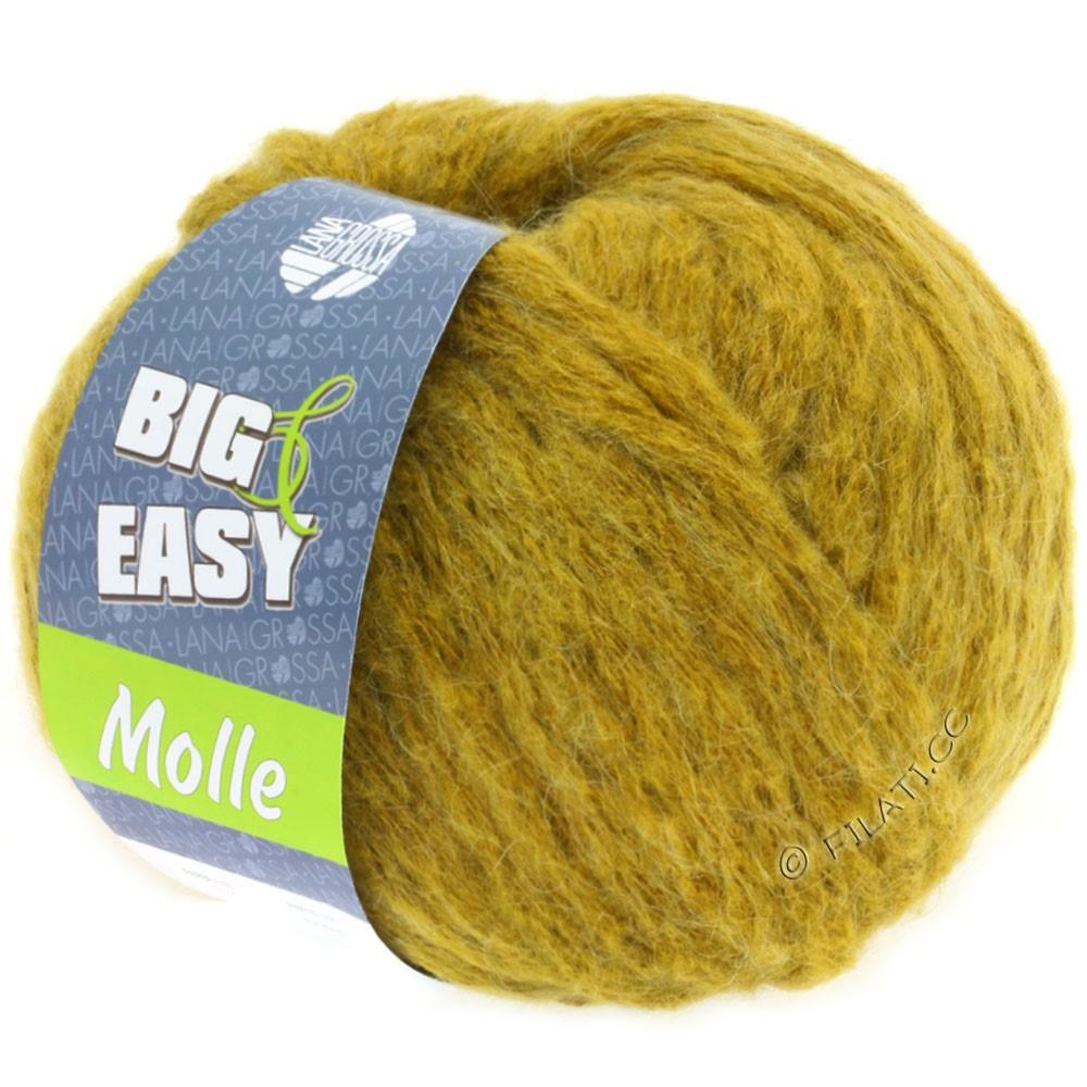 Lana Grossa MOLLE 100g (Big & Easy) | 13-mustard