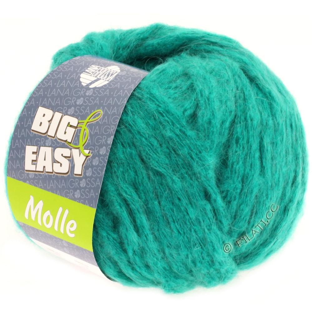 Lana Grossa MOLLE 100g (Big & Easy) | 15-turquoise