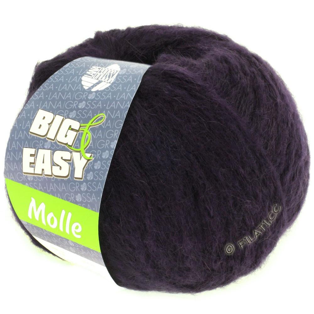 Lana Grossa MOLLE 100g (Big & Easy) | 16-night blue