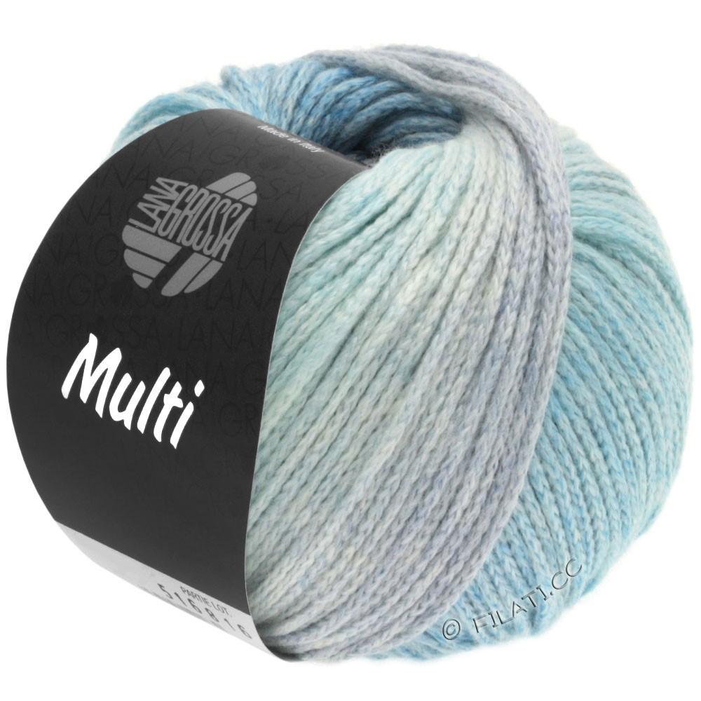 Lana Grossa MULTI | 01-light blue/jeans/mint