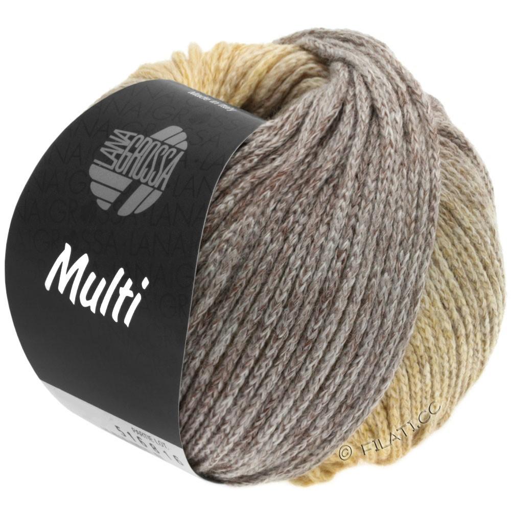 Lana Grossa MULTI | 05-sand/light brown/gray/beige