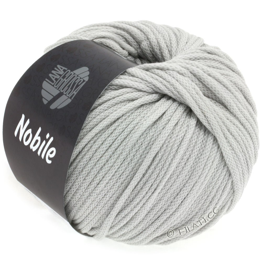 Lana Grossa NOBILE | 18-light gray