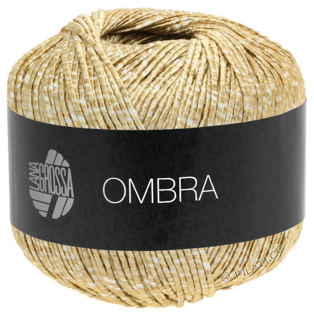 Lana Grossa OMBRA | 01-white/beige