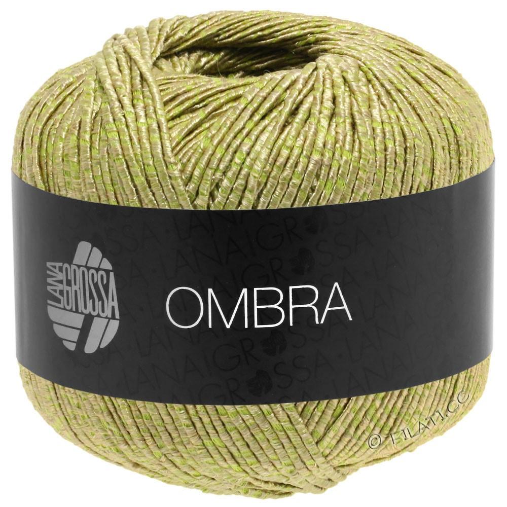 Lana Grossa OMBRA | 07-beige/pistachio
